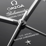 Omega Constellation Globemaster Annual Calendar.