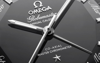 Omega Constellation Globemaster Annual Calendar 2019 Cover