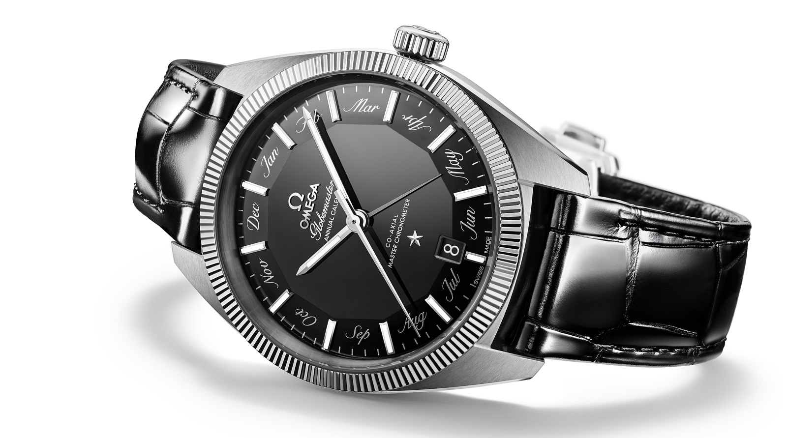 Omega Constellation Globemaster Annual Calendar 2019