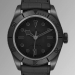 El Tudor Black Bay se viste de cerámica para el Only Watch 2019