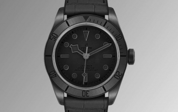 Tudor Black Bay Ceramic One