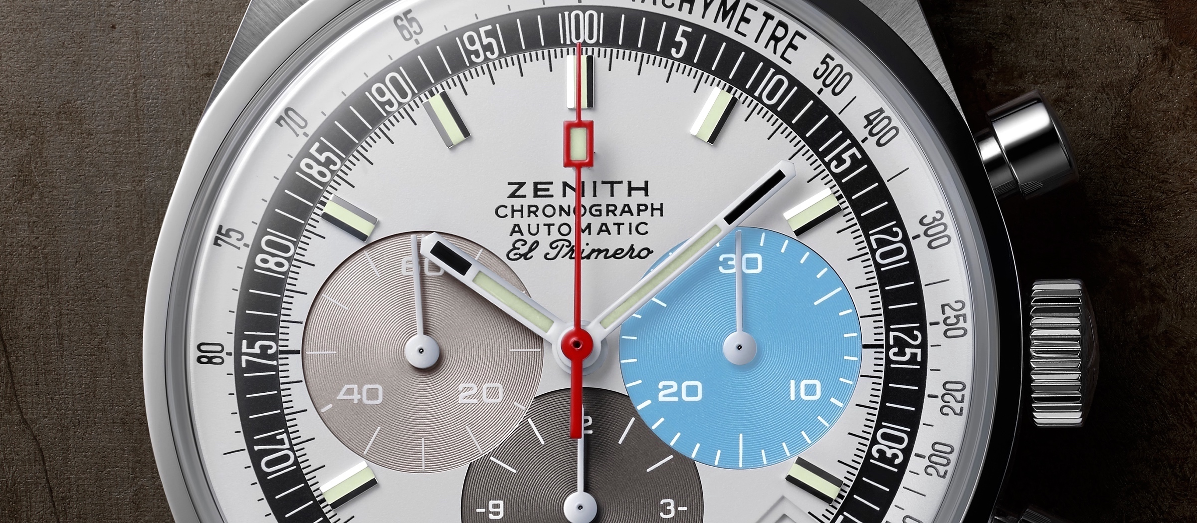 Zenith El Primero A386 Revival Only Watch 2019 - cover