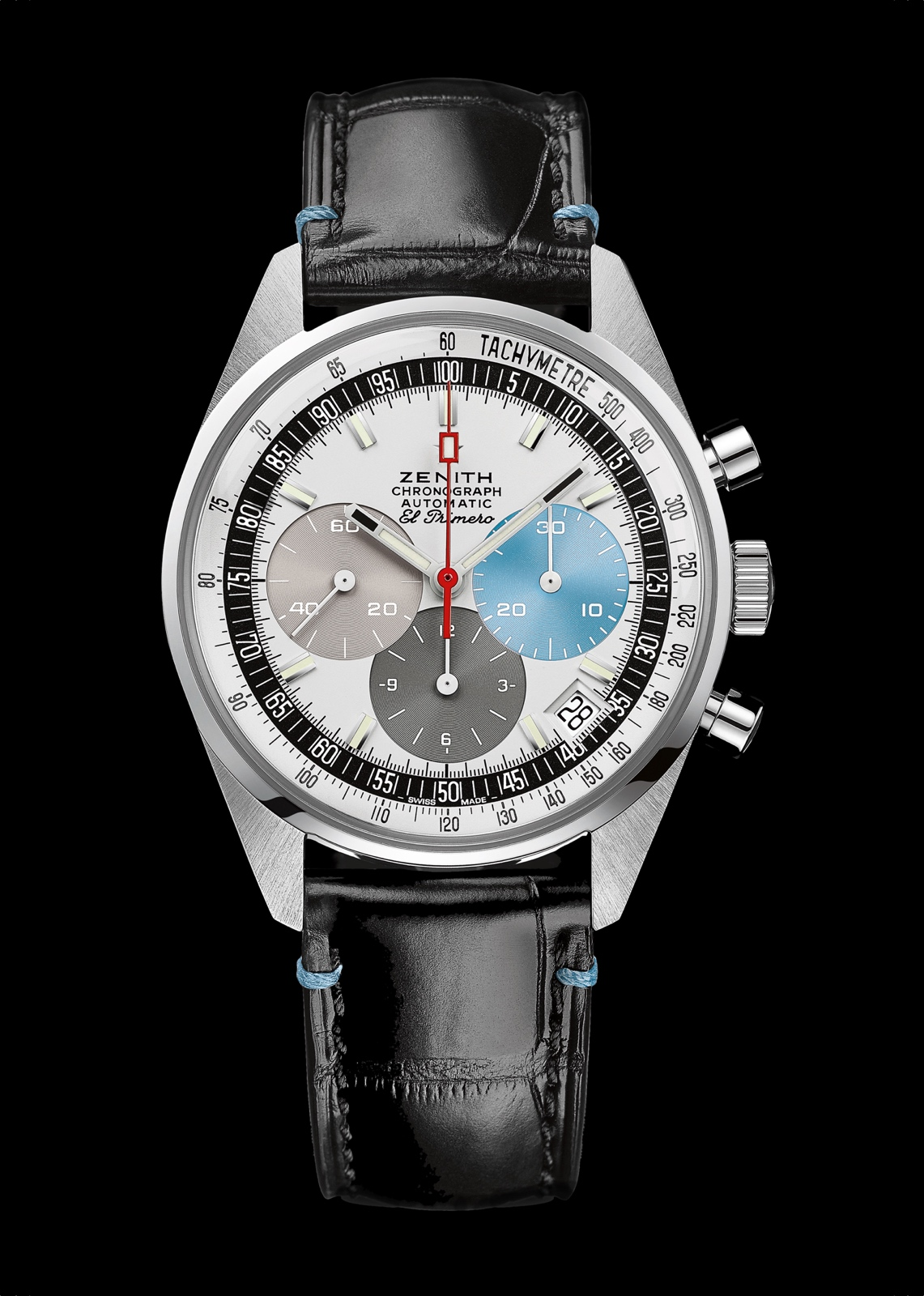 Zenith El Primero A386 Revival Only Watch 2019 - front