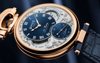 Bovet 1822 Fleurier 19Thirty Fleurisanne Cover