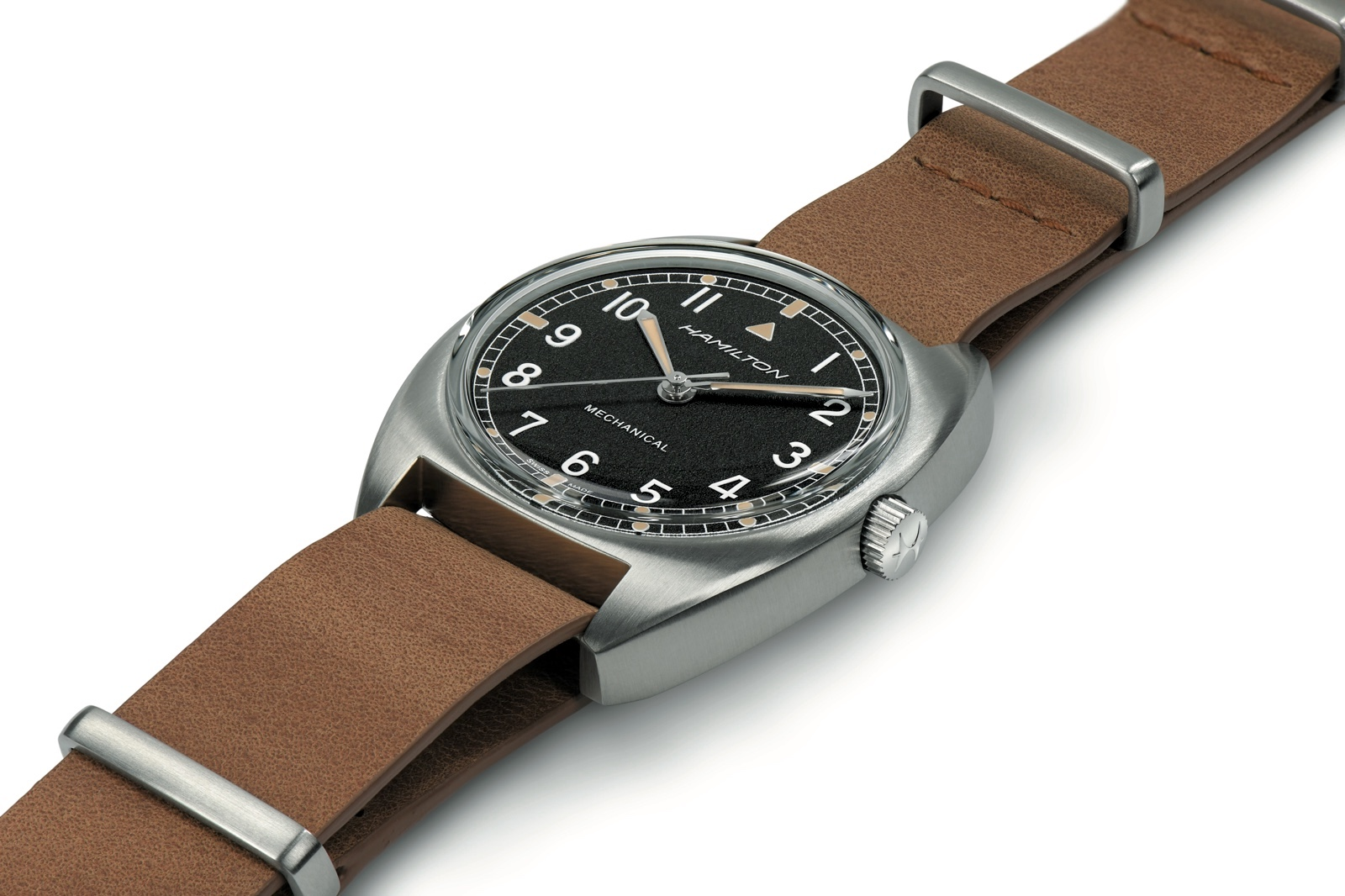 Hamilton Khaki Pilot Pioneer Mechanical H76419531 Mood