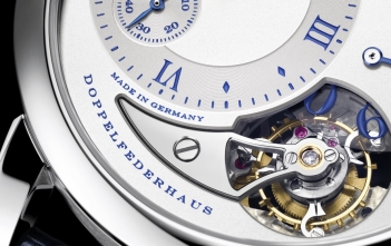 Lange 1 Tourbillon 25th Anniversary Cover