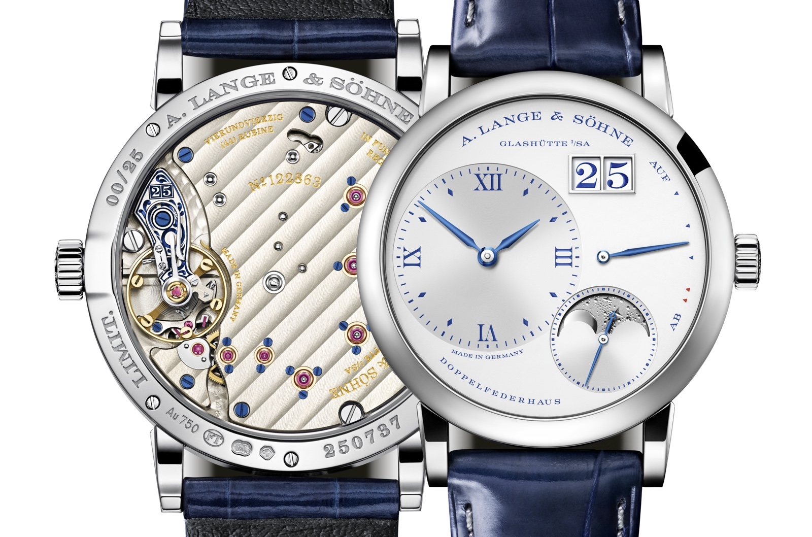 Little Lange 1 Moon Phase 25th Anniversary Views