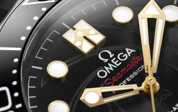 Omega Seamaster Diver 300M «James Bond» Limited Edition