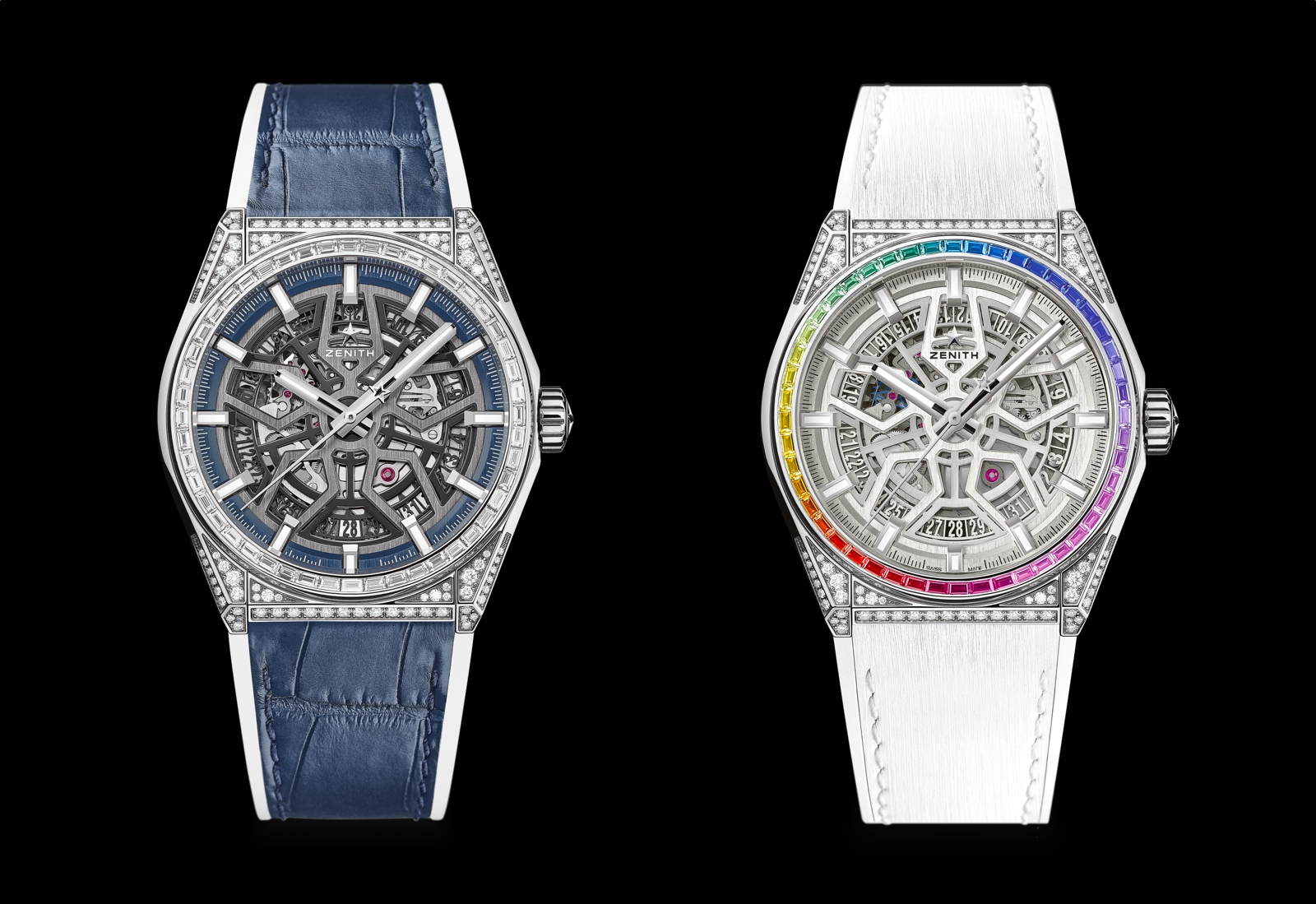 Zenith Defy High Jewelry Series - Classic duo