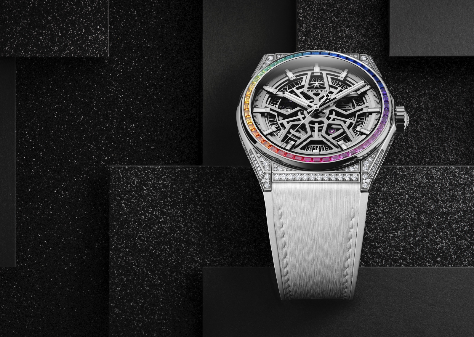 Zenith Defy High Jewelry Series - Classic