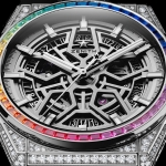 Zenith Defy High Jewelry Series