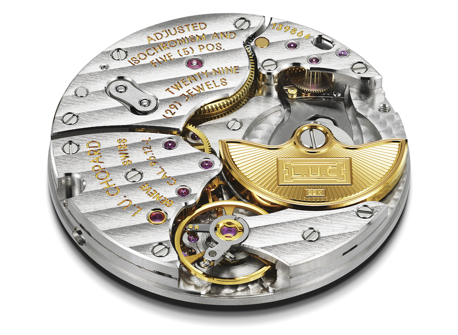 Chopard L.U.C XPS Spirit of Nature - Calibre L.U.C 96.12-L