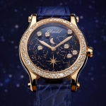 Chopard Happy Moon, la soberbia fusión de luna y diamantes