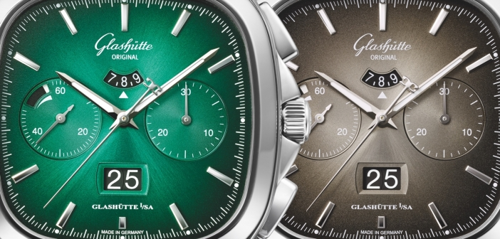 Glashütte Original Seventies Chronograph Panorama Date Limited Edition.