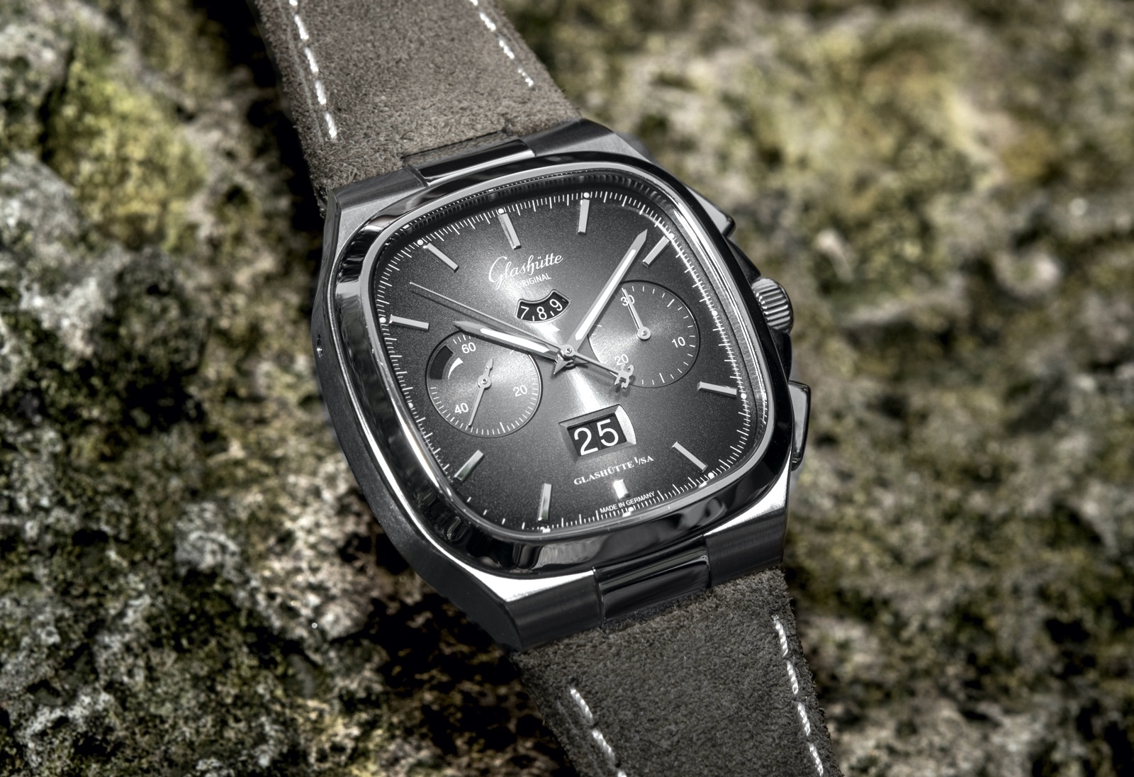Glashütte Original Seventies Panorama Date Limited Edition Grey