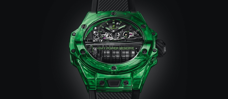 Hublot Big Bang MP-11 SAXEM - cover