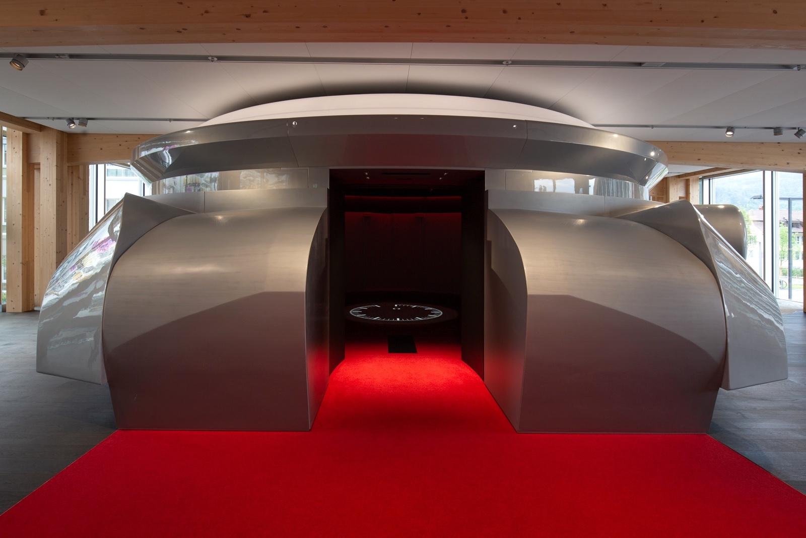 Omega Museum 12