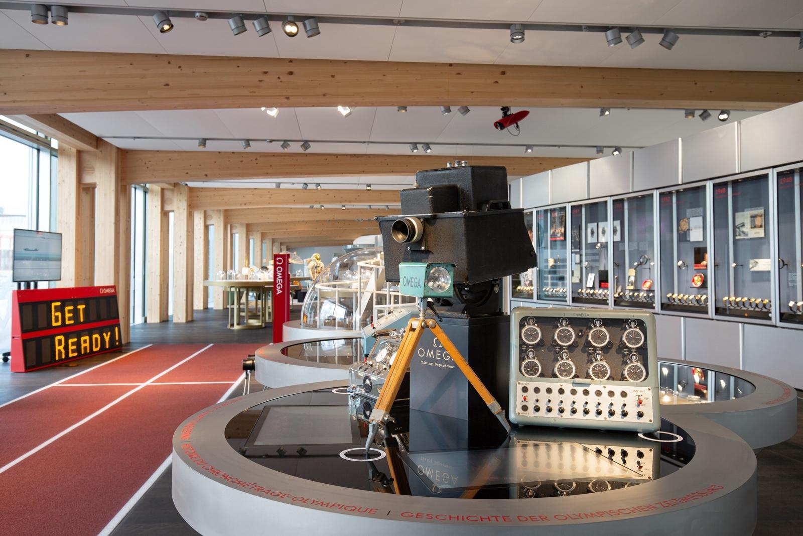 Omega Museum 7