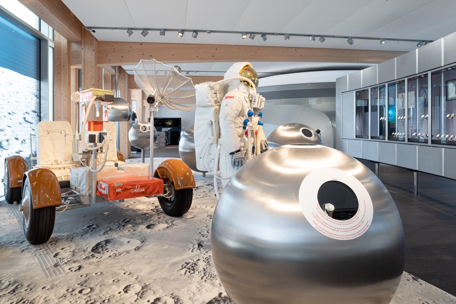 Omega Museum 9