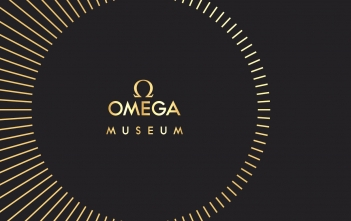 Omega Museum Cover