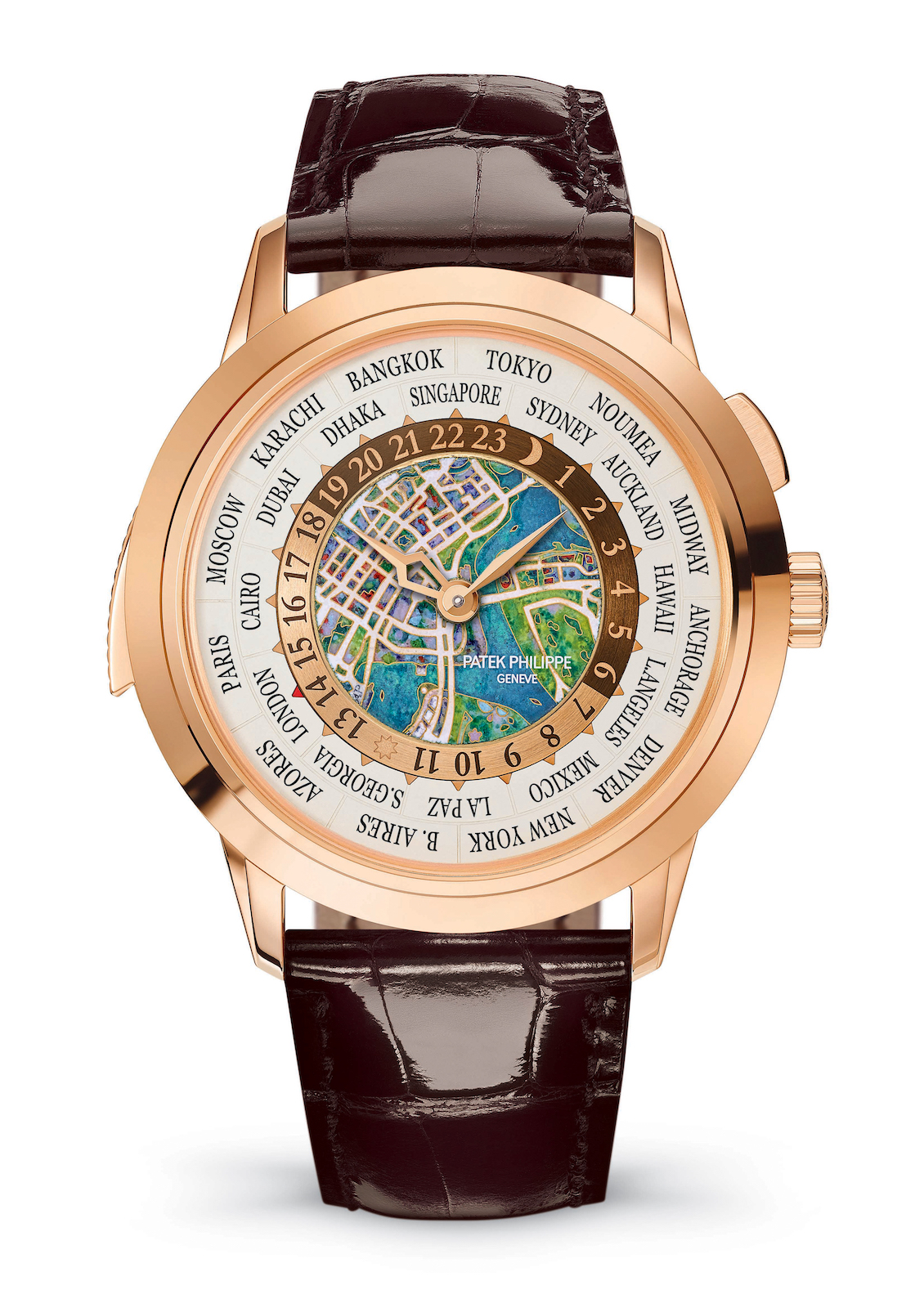 Patek Philippe Singapore 2019 Special Editions - 5531R-013 - front