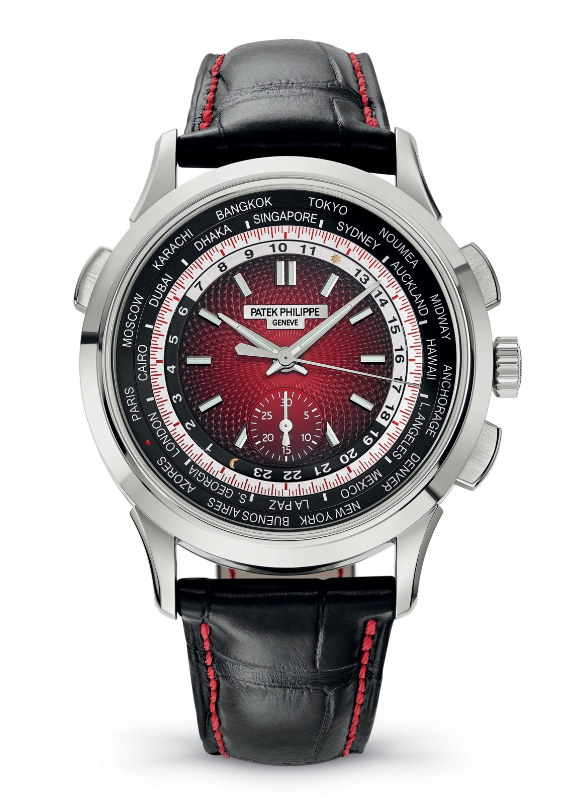 Patek Philippe Singapore 2019 Special Editions - 5930G-011 - front