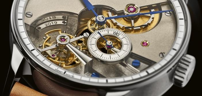 Greubel Forsey Hand Made 1, pura artesanía relojera