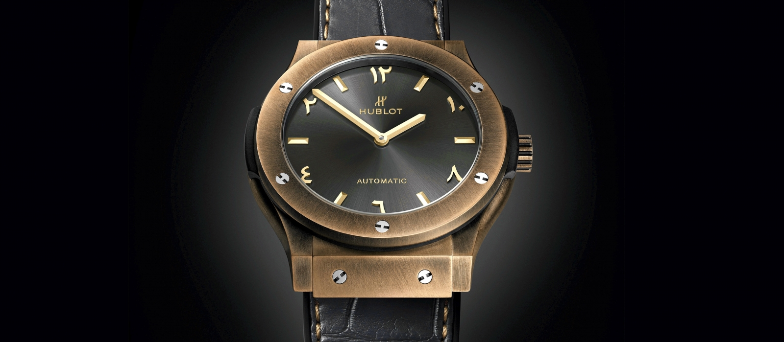 Hublot Classic Fusion Special Edition Bronze Anticlockwise