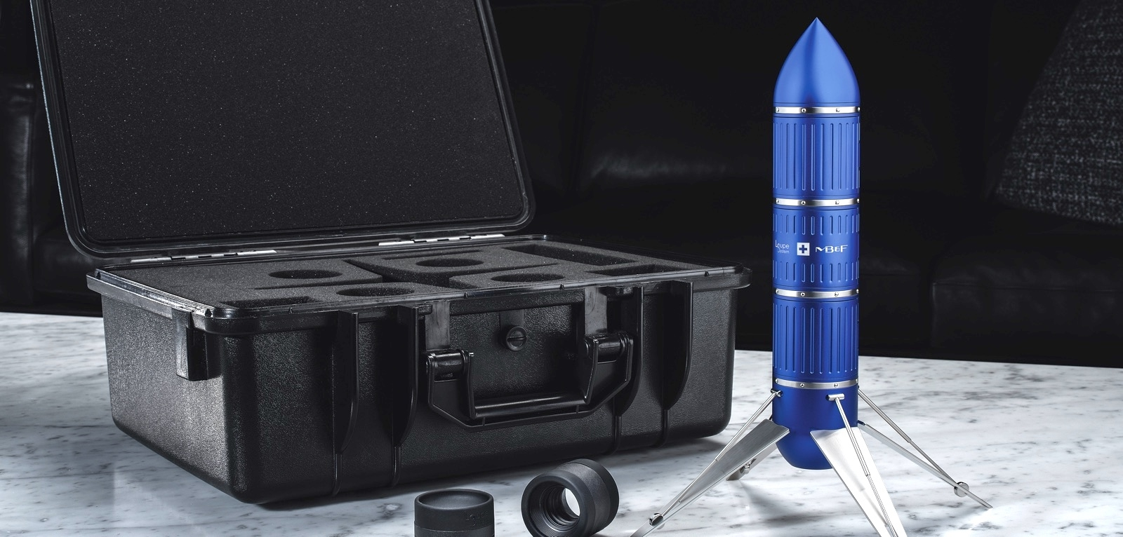 Project LpX, la excelencia y el diseño aplicados a las lupas.