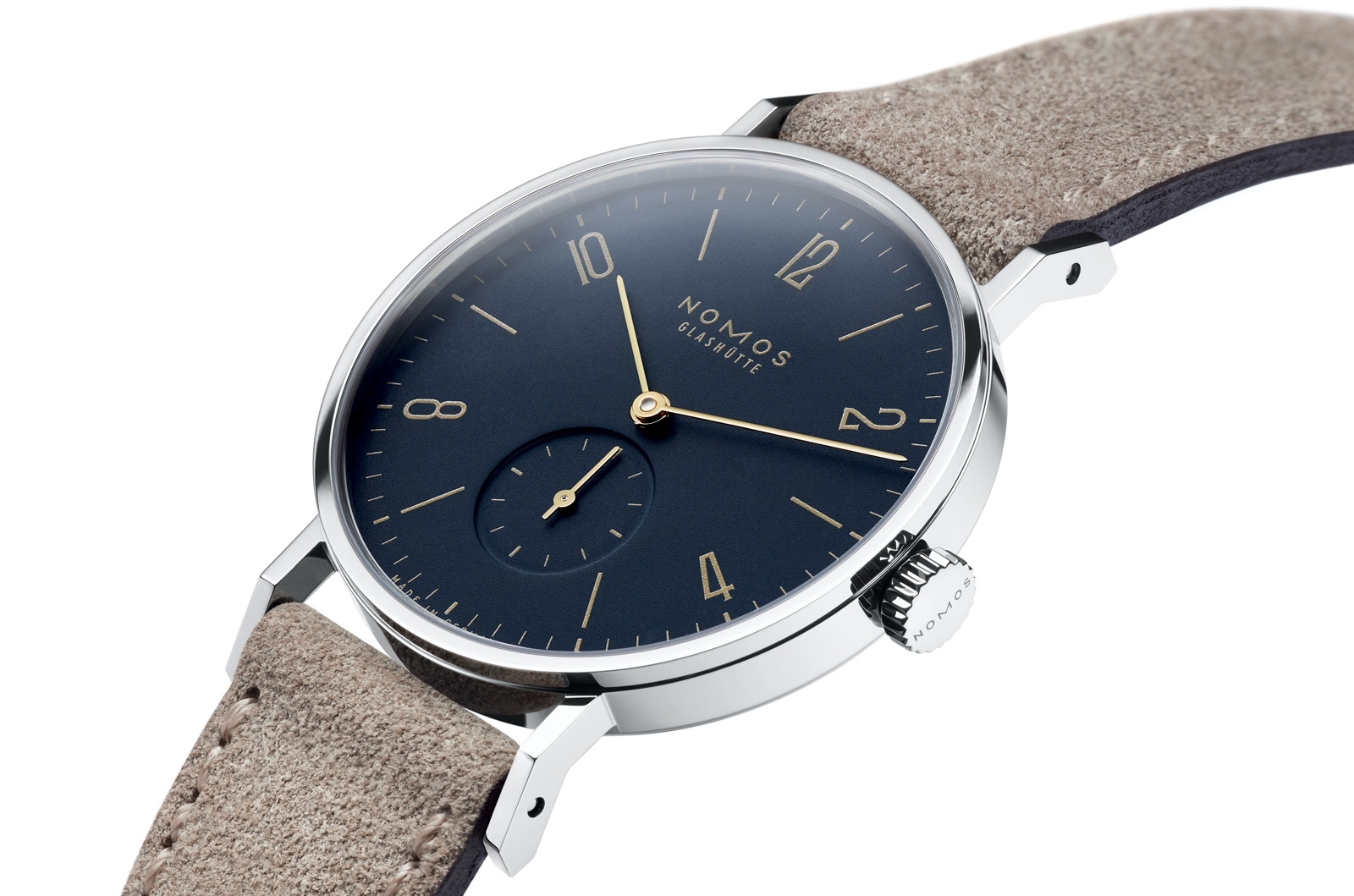 Nomos Tangente Midnight Blue 35