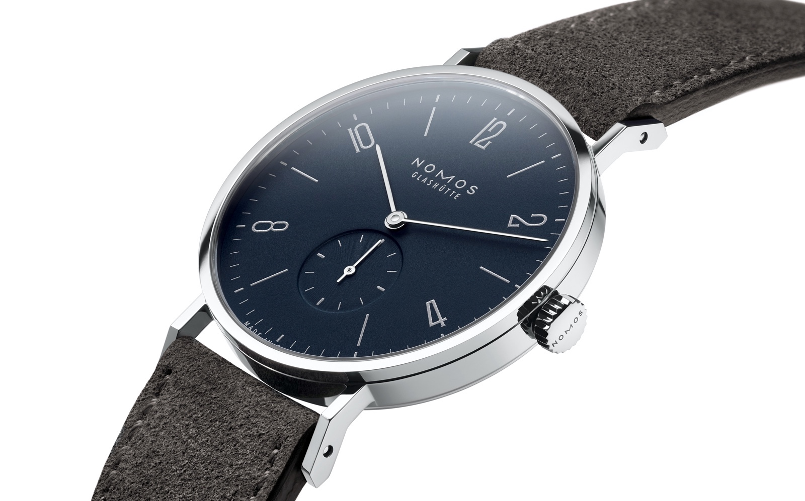 Nomos Tangente Midnight Blue 38