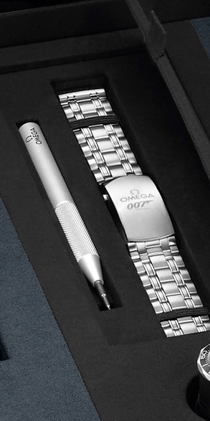 The James Bond Set, una Edición Limitada a 257 unidades.