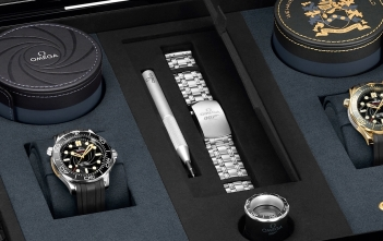 Omega The James Bond Set Limited Edition Cover