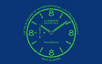 Panerai lanza el programa PAM.Guard: garantía de hasta 8 años