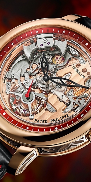 Patek Philippe 5303R-010 Minute Repeater Tourbillon Singapore 2019 Special Edition