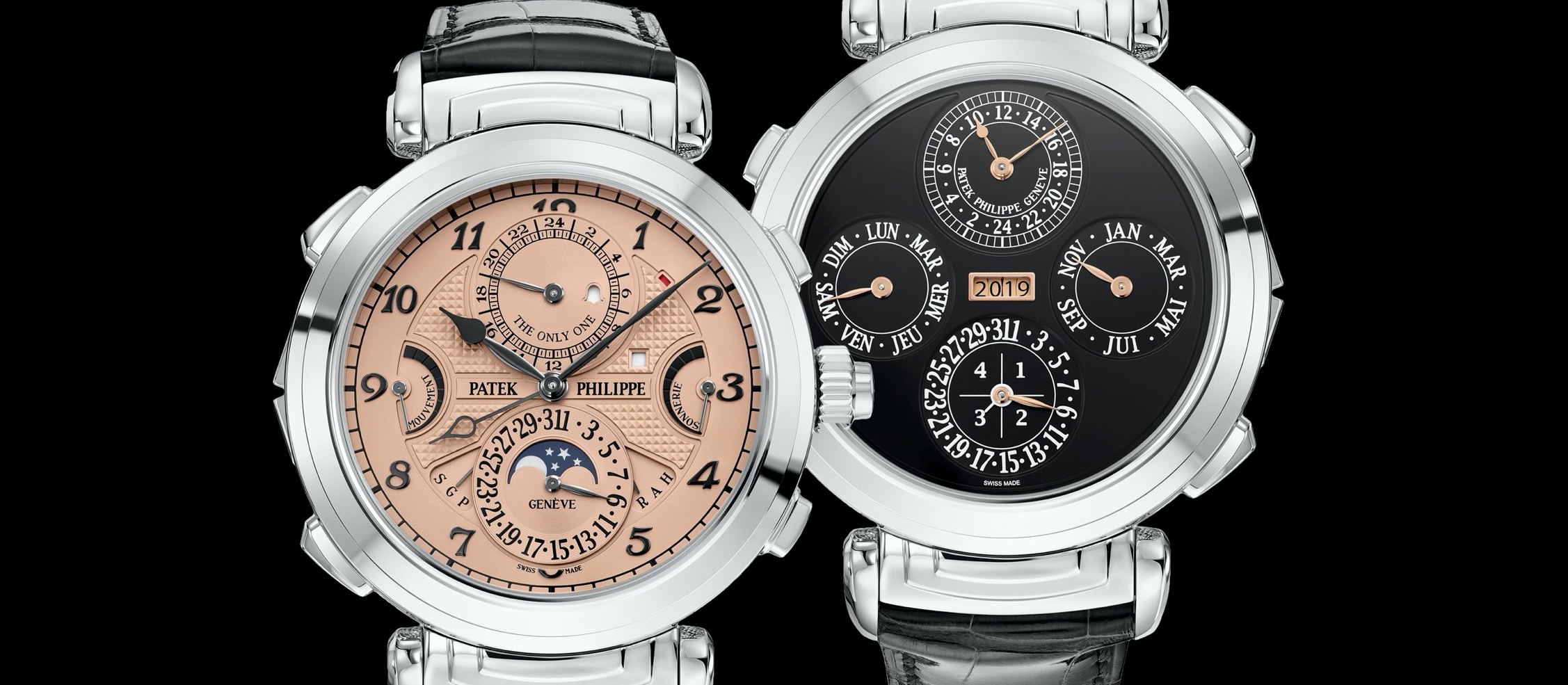 Patek Philippe Grandmaster Chime 6300A Only Watch 2019 - cover5