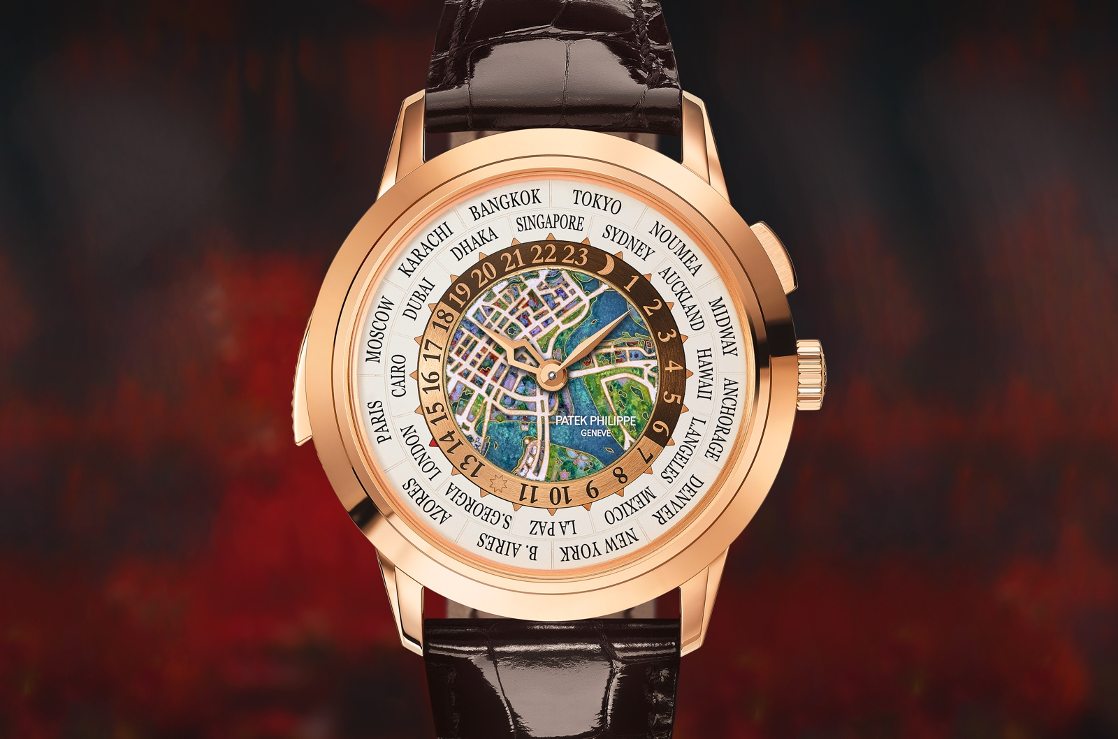Patek Philippe Singapore 2019 Special Editions - 5531R-013