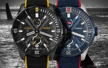 Ulysse Nardin Diver X Cape Horn & Nemo Point, la segunda exclusiva