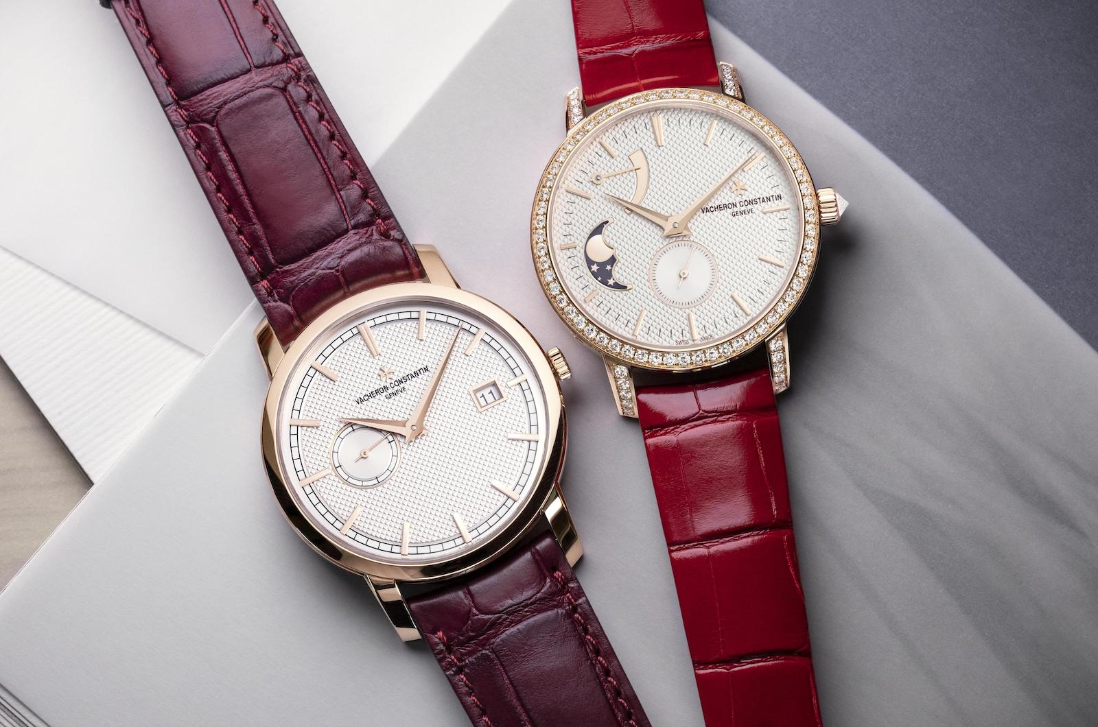 "Vacheron Constantin Traditionnelle ""Catcher of Time"" Limited Edition - duo lifestyle"