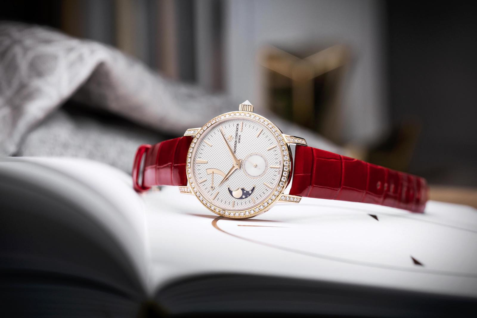 "Vacheron Constantin Traditionnelle ""Catcher of Time"" Limited Edition - ladies"