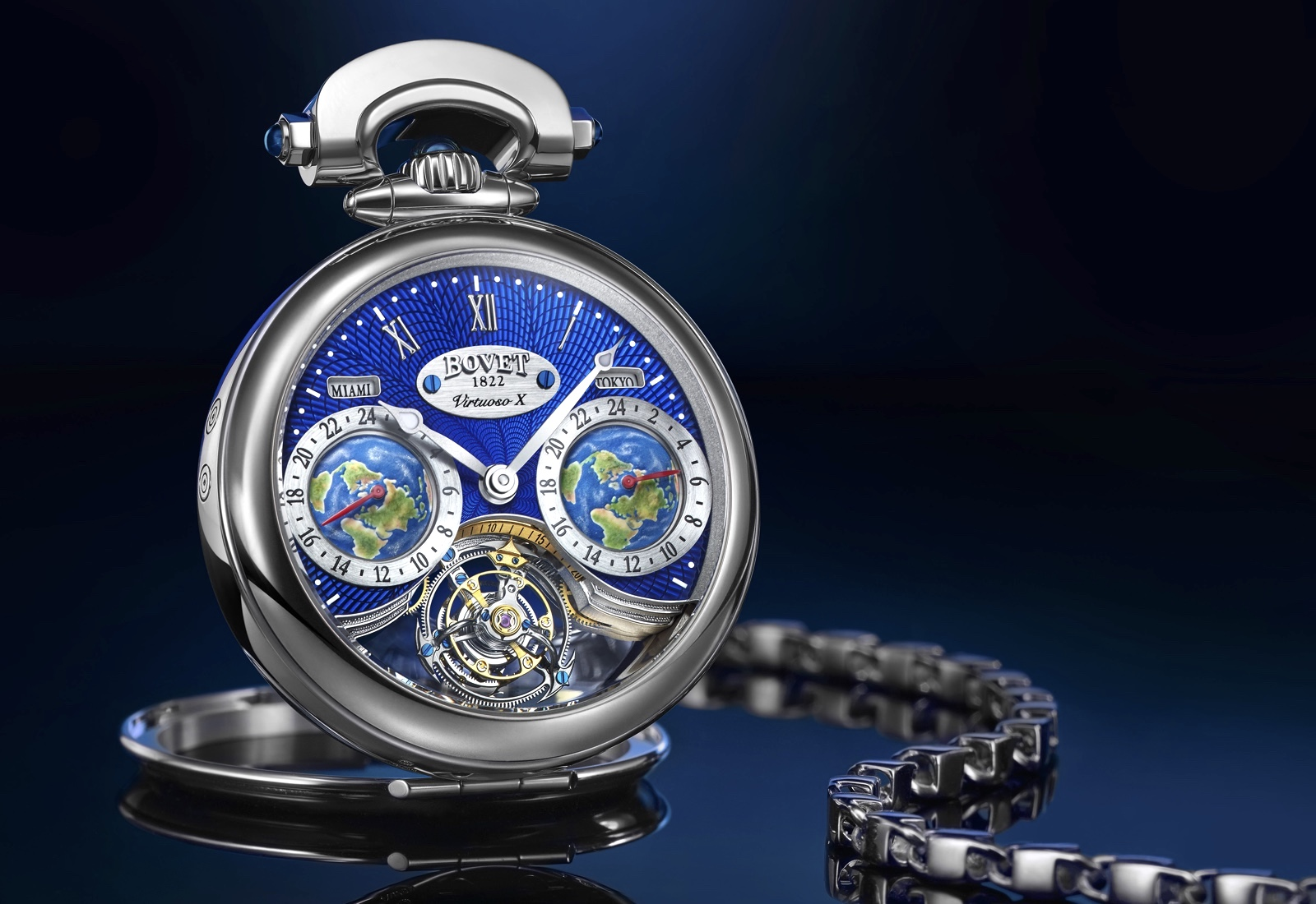 Bovet 1822 Tourbillon Virtuoso X