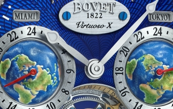 Bovet 1822 Tourbillon Virtuoso X Cover