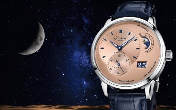 Glashütte Original PanoMaticLunar Limited Edition Cover