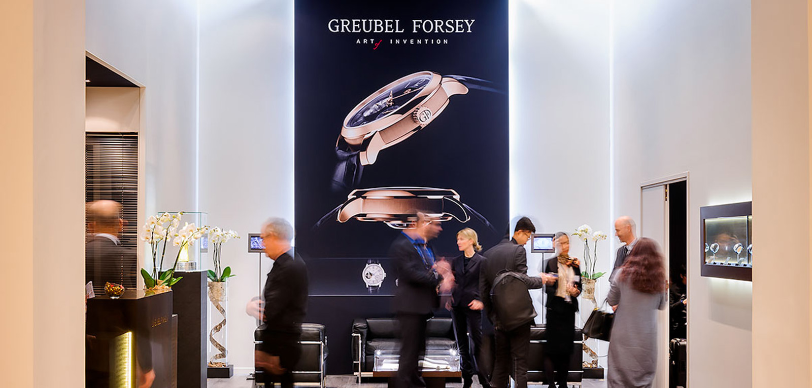 Greubel Forsey Stand SIHH2016