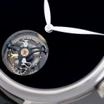 H. Moser & Cie. Endeavour Tourbillon Concept Vantablack