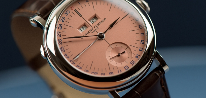 Laurent Ferrier Galet Annual Calendar School Piece Autumn Inspired «Geneva Edition»