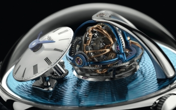 MB&F Legacy Machine Thunderdome Cover