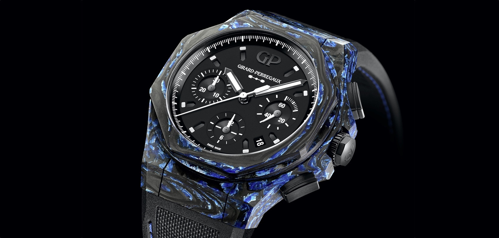 Girard-Perregaux Laureato Absolute Rock Cover