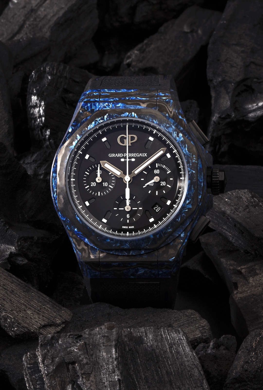 Girard-Perregaux Laureato Absolute Rock Mood 1