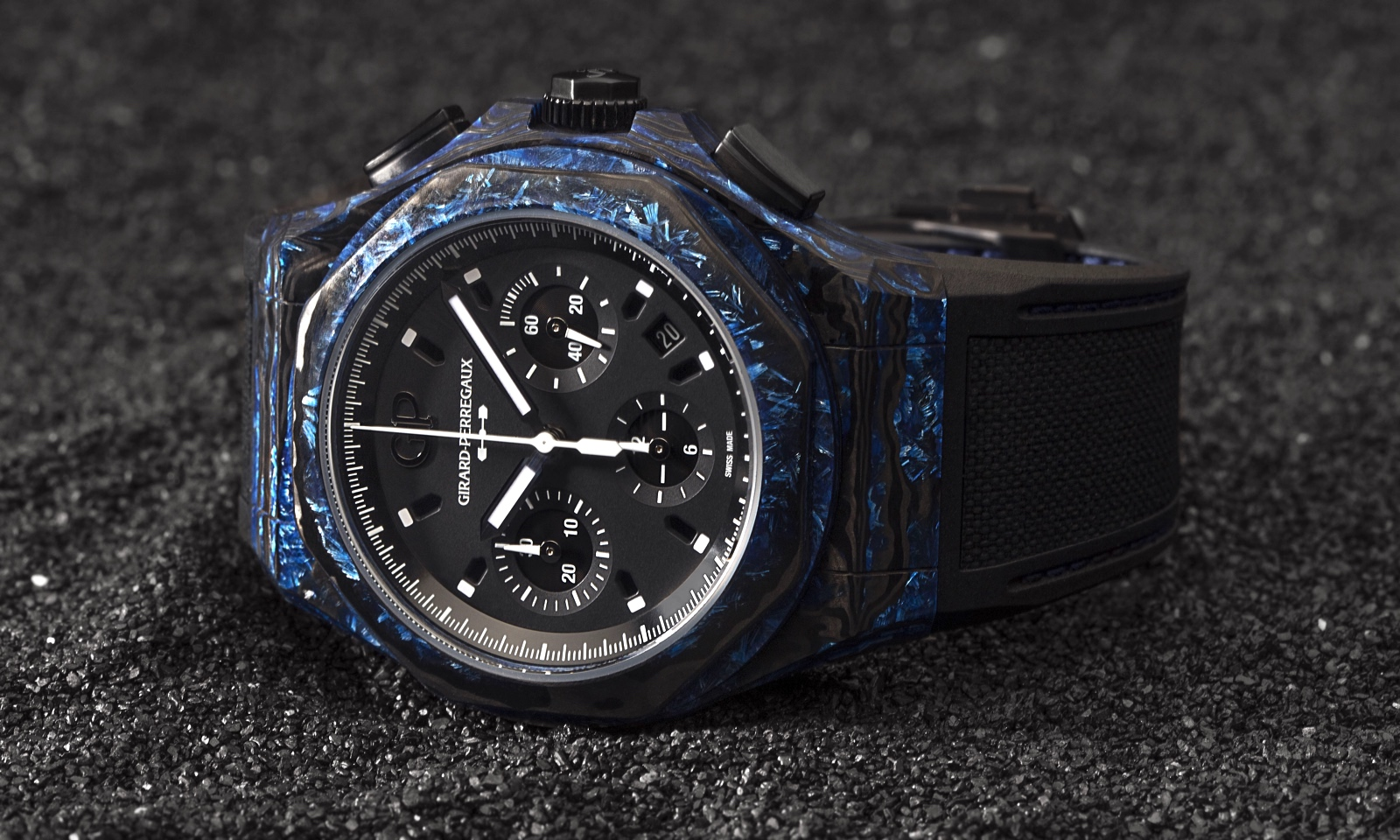 Girard-Perregaux Laureato Absolute Rock Mood